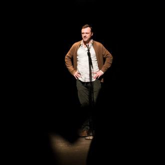 Joe Phillips at The Narrators in Denver, Colorado on 21 December 2016.