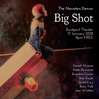 "This Wednesday in Denver: ""Big Shot"""