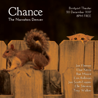 "This Wednesday in Denver: ""Chance"""
