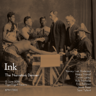 "This Wednesday in Denver: ""Ink"""