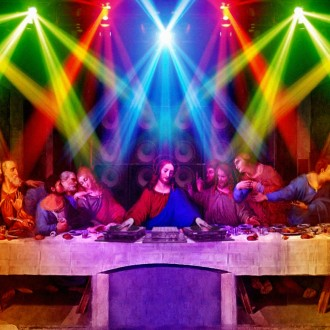 "Ep. 86: Matthew Taylor, ""Jesus Party!"""