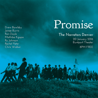 "This Wednesday in Denver: ""Promise"""