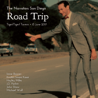 "This Tuesday in San Diego: ""Road Trip"""