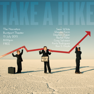 "This Wednesday: ""Take a Hike"""